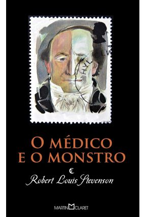 O Médico e o Monstro - 2ª Ed. 2012 - Stevenson,Robert Louis | Hoshan.org