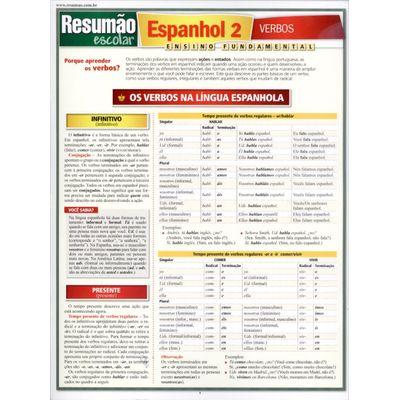 Verbos regulares e irregulares - Português - InfoEscola