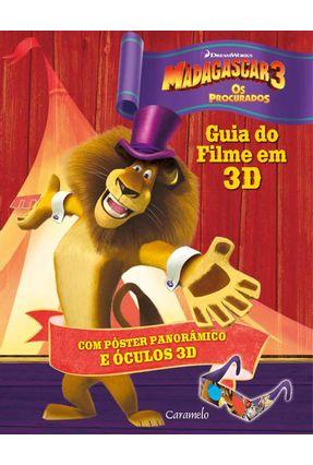 Madagascar 3 - Os Procurados - Guia do Filme Em 3D - Dreamworks | Hoshan.org