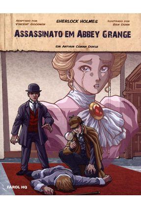 Assassinato Em Abbey Grange - Col. Sherlock Holmes - Doyle,Arthur Conan | Hoshan.org