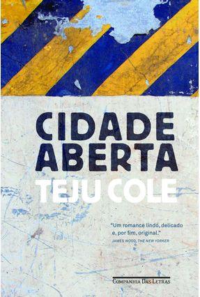 Cidade Aberta - Cole,Teju | Hoshan.org