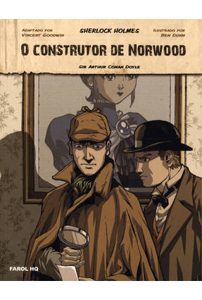 O Construtor de Norwood - Sherlock Holmes - Doyle,Arthur Conan   Tagrny.org