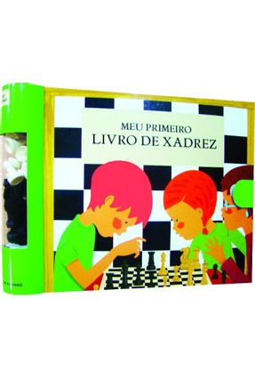 Meu Primeiro Livro de Xadrez - Nova Ortografia - Editora Ciranda Cultural pdf epub