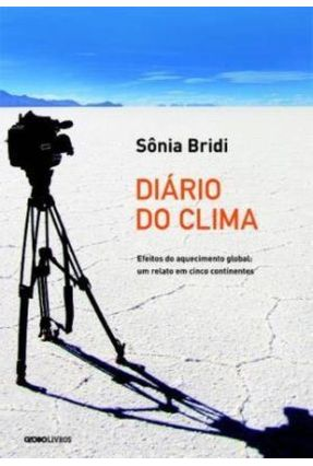 Diário do Clima - Brochura - Bridi,Sônia   Tagrny.org