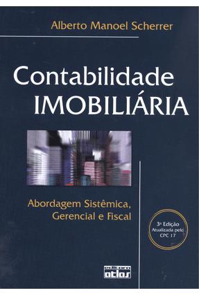 Contabilidade Imobiliária - 3ª Ed. 2012 - Scherrer,Alberto Manoel pdf epub