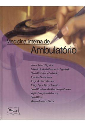 Medicina Interna de Ambulatório - Filgueira,Norma Arteiro pdf epub