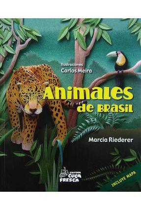 Animales de Brasil - Riederer,Marcia pdf epub