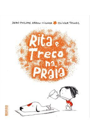 Rita e Treco na Praia - Arrou-vignod,Jean-philippe Tallec,Olivier | Nisrs.org