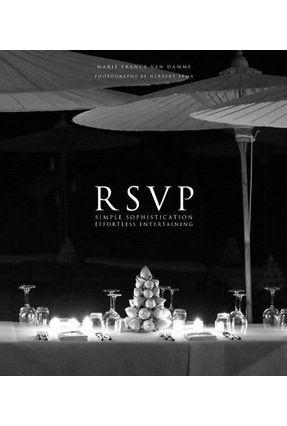 Rsvp - Simple Sophistication, Effortless Entertaining - Ypma,Herbert   Hoshan.org