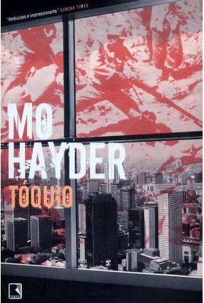 Tóquio - Nova Ortografia - Hayder,Mo | Hoshan.org