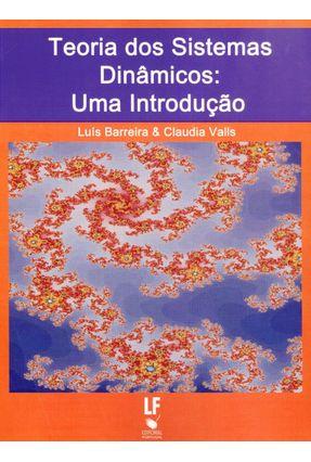 Teoria Dos Sistemas Dianãmicos - Uma Introdução - Barreira,Luis | Tagrny.org