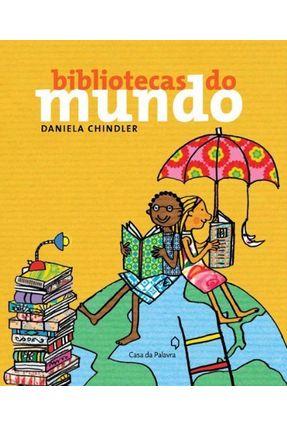Bibliotecas do Mundo - Chindler,Daniela   Hoshan.org