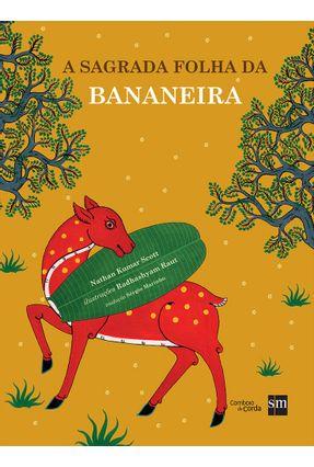A Sagrada Folha da Bananeira - Col. Álbum - Scott,Nathan Kumar Rau,Radhashyam pdf epub