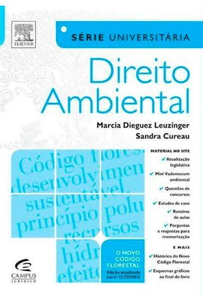 Direito Ambiental - Série Universitária - Leuzinger,Marcia Dieguez Cureau,Sandra pdf epub