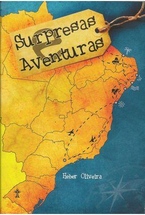 Surpresas e Aventuras - Oliveira,Heber   Hoshan.org