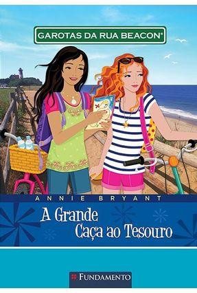 Garotas da Rua Beacon - A Grande Caça ao Tesouro - Bryant,Annie pdf epub