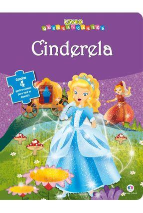 Cinderela - Livro Quebra-cabeça - Nova Ortografia - Editora Ciranda Cultural pdf epub