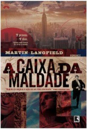 A Caixa da Maldade - Langfield,Martin pdf epub