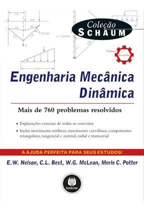 Engenharia Mecânica - Dinâmica - Best,C. L. Nelson,E.w. Potter,Merle C. McLean,W. G. pdf epub