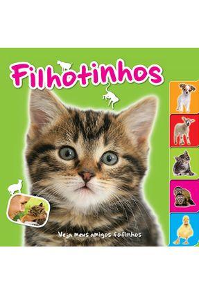 Filhotinhos - Veja Meus Amigos Fofinhos - Books,Yoyo pdf epub