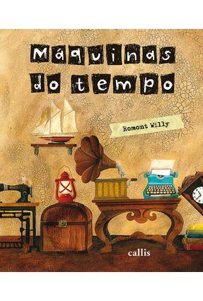 Máquinas do Tempo - Willy,Romont pdf epub