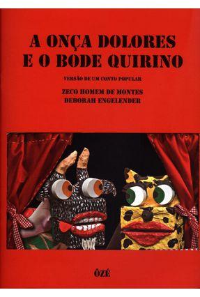 A Onça Dolores e o Bode Quirino - Montes,Zeco Homem de | Nisrs.org