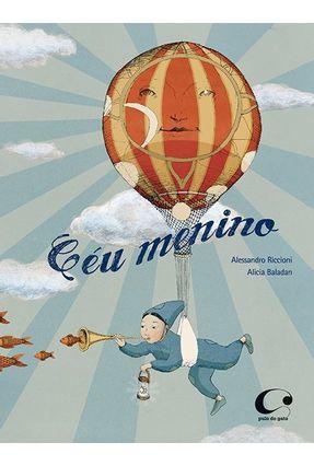 Céu Menino - Riccioni,Alessandro pdf epub