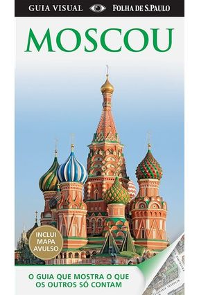 Guia Visual Moscou - Kindersley,Dorling   Hoshan.org