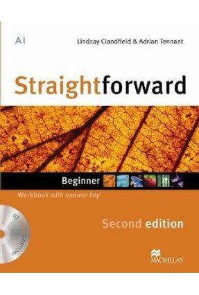 Straightforward Begginer - Workbook With Audio CD - With Key - 2 Ed. - Macmillan pdf epub