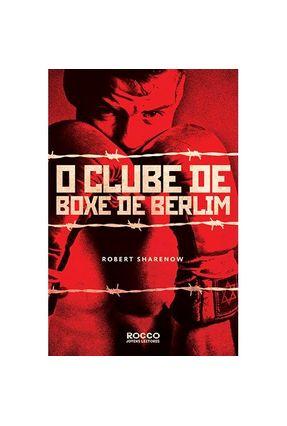 O Clube de Boxe de Berlim - Sharenow,Robert pdf epub