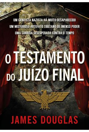 O Testamento do Juízo Final - Douglas,James pdf epub