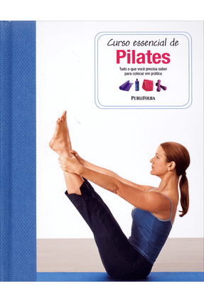 Curso Essencial de Pilates - Hayes ,Anya   Tagrny.org