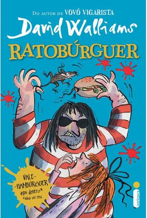 Ratobúrguer - Walliams,David | Hoshan.org