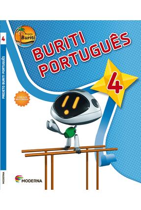 Projeto Buriti - Português - 4º Ano - 3ª Ed. 2013 - Editora Moderna   Nisrs.org