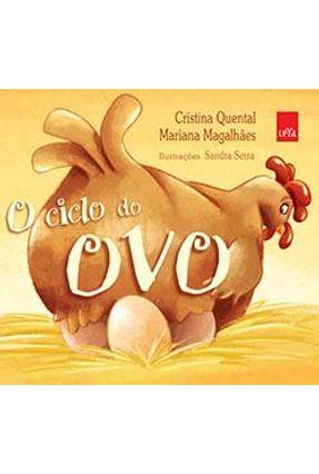 O Ciclo do Ovo - Quental,Cristina Magalhães,Mariana pdf epub