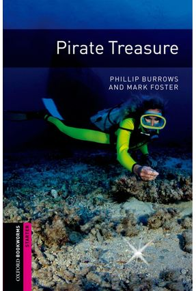 Pirate Treasure - Starter - 3ª Ed. - Editora Oxford   Hoshan.org
