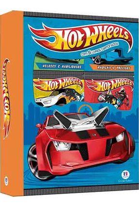 Hot Wheels - Com 6 Livros Cartonados - Editora Ciranda Cultural   Hoshan.org