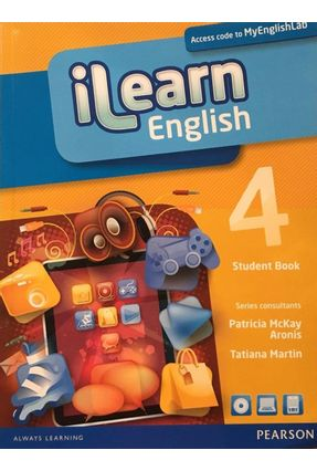 Ilearn English 4 - Student´ S Book - With My English Lab Pack - Pearson | Hoshan.org