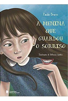A Menina Que Guardou o Sorriso - Bravo,Paula   Nisrs.org