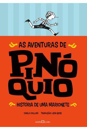 As Aventuras de Pinóquio - História de Uma Marionete - Collodi,Carlo | Hoshan.org