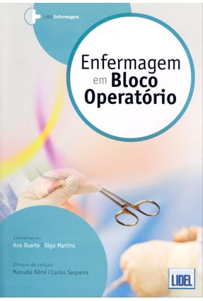 Enfermagem Em Bloco Operatório - Duarte,Ana Martins ,Olga | Hoshan.org