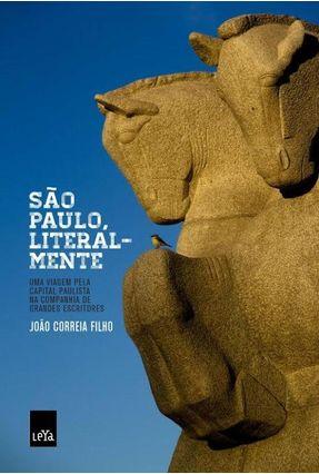 São Paulo, Literalmente - Filho,João Correia pdf epub