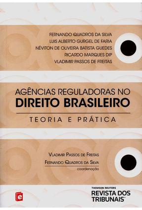 Agências Reguladoras No Direito Brasileiro - Teoria e Prática - Vários Autores pdf epub