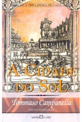 A Cidade do Sol -  Col. Obra-prima de Cada Autor - Campanella,Tommaso | Hoshan.org
