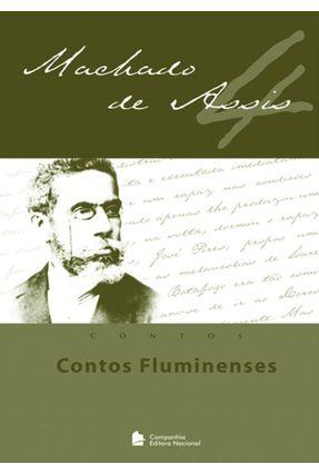 Contos Fluminenses - Contos Volume 4 - Assis,Machado de   Hoshan.org