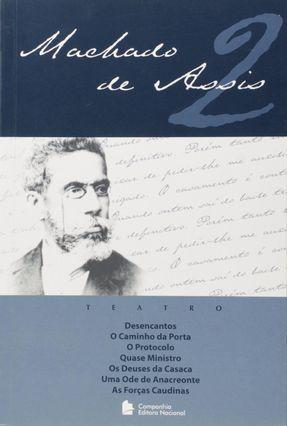 Machado de Assis - Volume 2 - Teatro - Assis,Machado de | Hoshan.org
