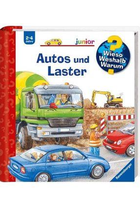 Autos Und Laster - Wieso? Weshalb? Warum? - Denitza Gruber   Hoshan.org