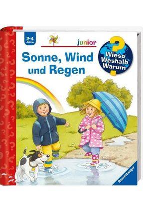 Sonne, Wind Und Regen - Wieso? Weshalb? Warum? - Mennen,Patricia | Hoshan.org