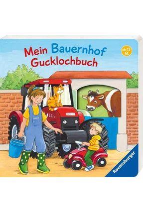 Mein Bauernhof Gucklochbuch - Häfner,Carla pdf epub
