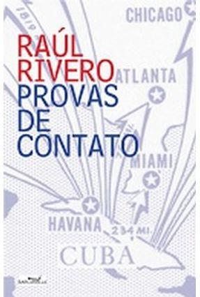 Edição antiga - Provas de Contato - Rivero,Raúl pdf epub